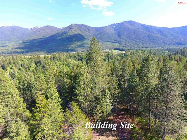 Lot 13 Pinnacle Circle, Bonners Ferry, ID 83805 (#20201375) :: Mall Realty Group