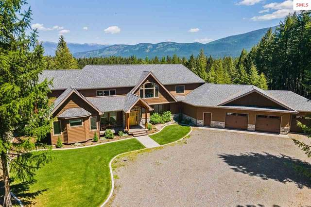 608 Woodland, Bonners Ferry, ID 83805 (#20201599) :: Northwest Professional Real Estate