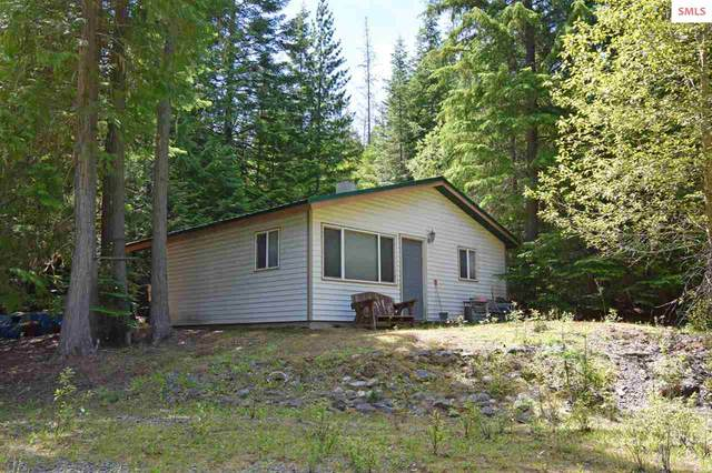 1366 Curley Creek Rd, Moyie Springs, ID 83845 (#20201805) :: Mall Realty Group