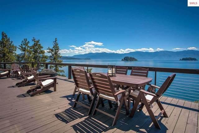 795 Warren Island Shore, Hope, ID 83836 (#20201813) :: Northwest Professional Real Estate