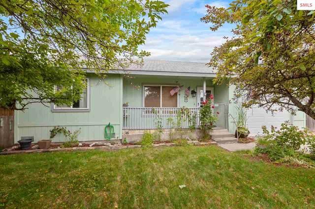 1621 E Second Avenue, Post Falls, ID 83854 (#20201818) :: Northwest Professional Real Estate