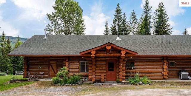 189 Vaquero Road, Bonners Ferry, ID 83805 (#20201831) :: Mall Realty Group