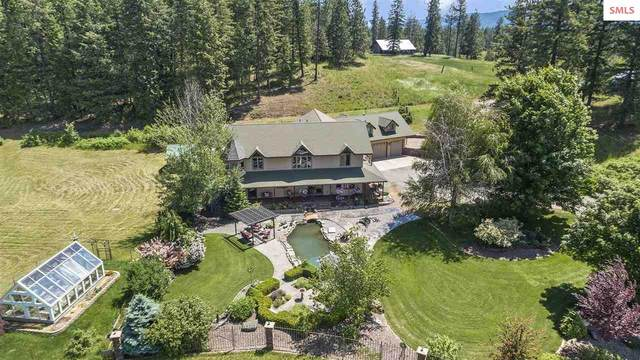 615 Freeman Lake Road, Oldtown, ID 83822 (#20201837) :: Northwest Professional Real Estate