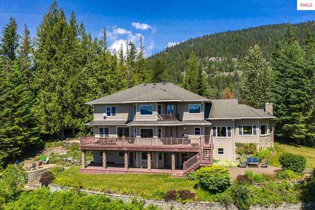 158 Garnet Road, Sandpoint, ID 83864 (#20201845) :: Mall Realty Group