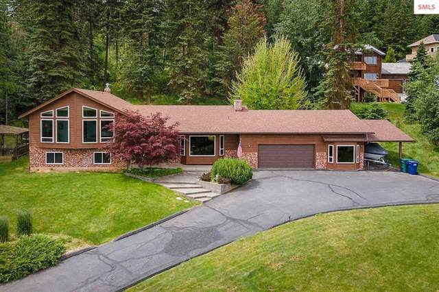 3288 E Lookout Drive, Coeur d'Alene, ID 83815 (#20201846) :: Mall Realty Group
