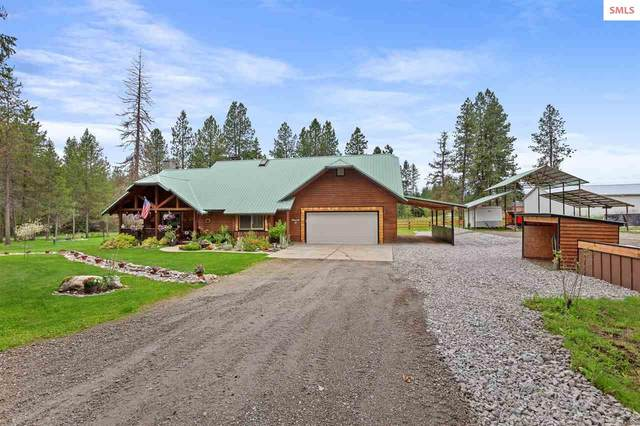 465 Hidden Creek Road, Sagle, ID 83860 (#20201861) :: Mall Realty Group