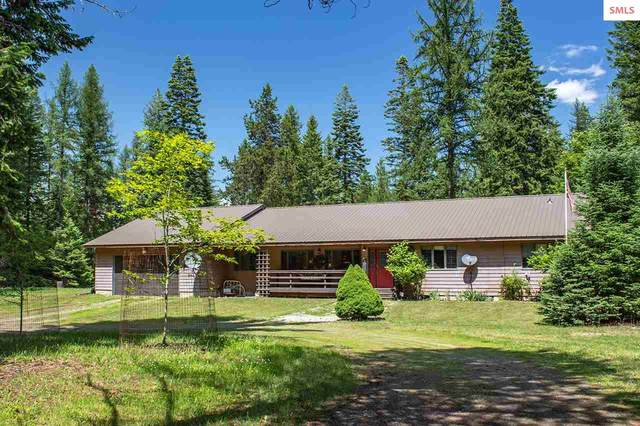 484 Gold Creek Road, Sandpoint, ID 83864 (#20201881) :: Mall Realty Group