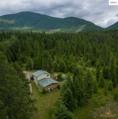 326 Pebble Lane, Bonners Ferry, ID 83805 (#20201903) :: Mall Realty Group