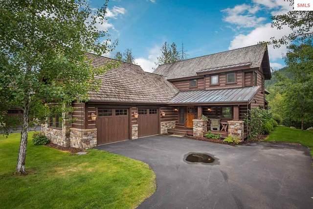 414 N Idaho Club Drive, Sandpoint, ID 83864 (#20201956) :: Mall Realty Group
