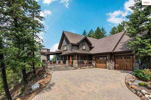 928 S Idaho Club Drive, Sandpoint, ID 83864 (#20202294) :: Northwest Professional Real Estate