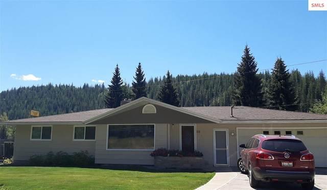 36 Elk Creek Road, Kellogg, ID 83837 (#20202457) :: Mall Realty Group