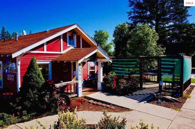 103 & 107 E 7th, Post Falls, ID 83854 (#20202622) :: Mall Realty Group