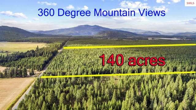 NNA Spirit Lake Cutoff Rd, Priest River, ID 83856 (#20202688) :: Northwest Professional Real Estate