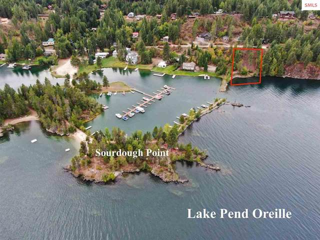 Lot 16 & 17 W Shoreline, Sagle, ID 83860 (#20202735) :: Mall Realty Group