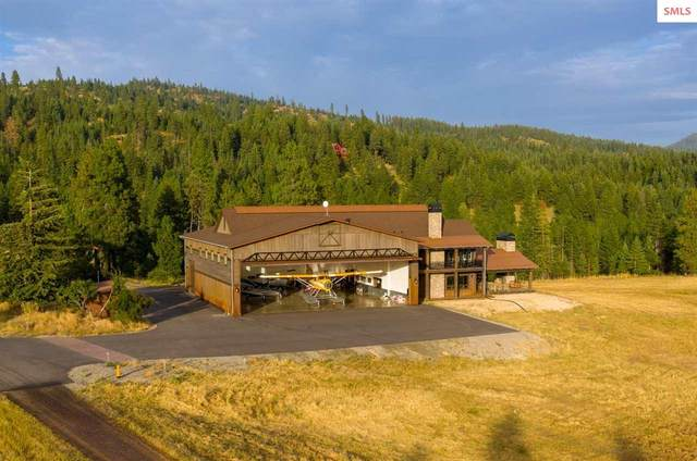 12930 S Runway Ln, Harrison, ID 83833 (#20202770) :: Northwest Professional Real Estate