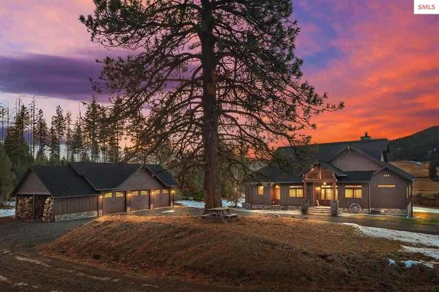 337 W Coon Creek Rd, Plummer, ID 83851 (#20202812) :: Mall Realty Group