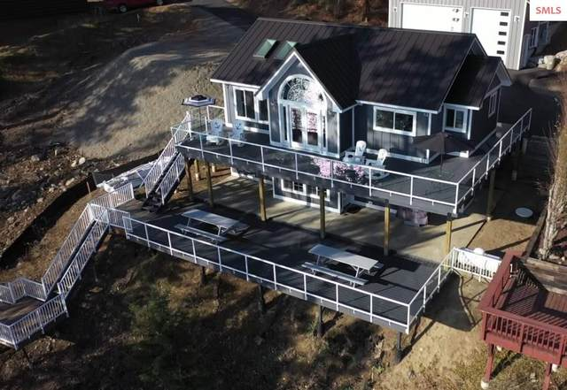 100 Grandview Ln, Bayview, ID 83803 (#20202820) :: Northwest Professional Real Estate