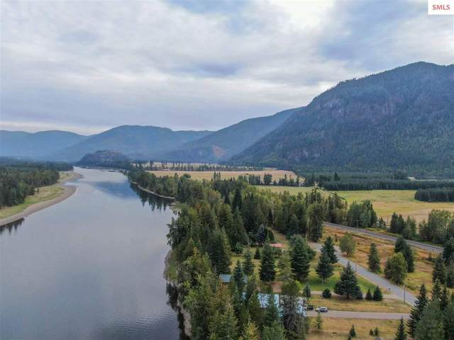 393 River Lake Dr., Clark Fork, ID 83811 (#20202885) :: Mall Realty Group