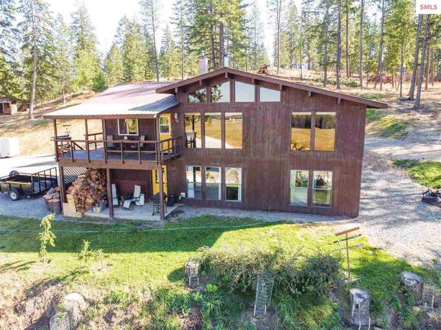 1290 Turner Hill Rd, Bonners Ferry, ID 83805 (#20203005) :: Northwest Professional Real Estate