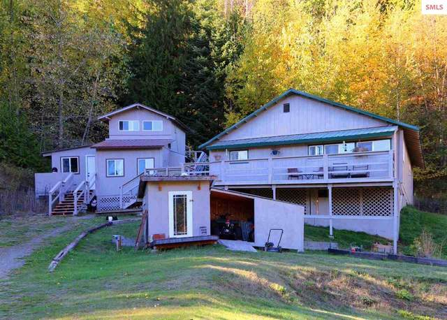 220 Raccoon Lane, Bonners Ferry, ID 83805 (#20203133) :: Mall Realty Group
