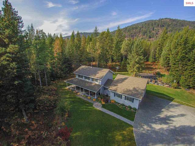 133 White Mountain Rd., Sandpoint, ID 83864 (#20203134) :: Mall Realty Group