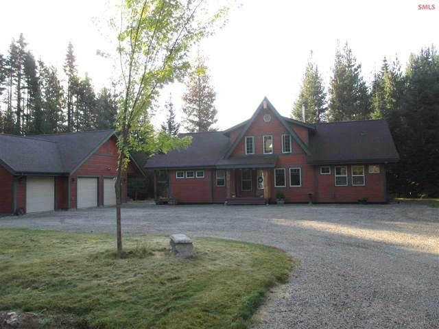 325 Buckskin Flat  Rd., Priest River, ID 83856 (#20203135) :: Northwest Professional Real Estate