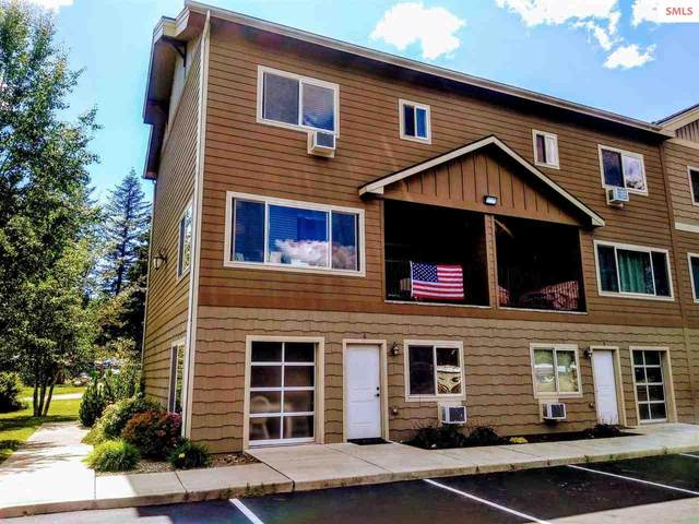 33972 N Corbin St A12, Bayview, ID 83803 (#20203155) :: Northwest Professional Real Estate