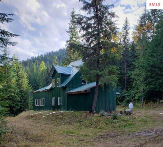 3844 Grizzly Gap Rd, Sandpoint, ID 83864 (#20203166) :: Northwest Professional Real Estate