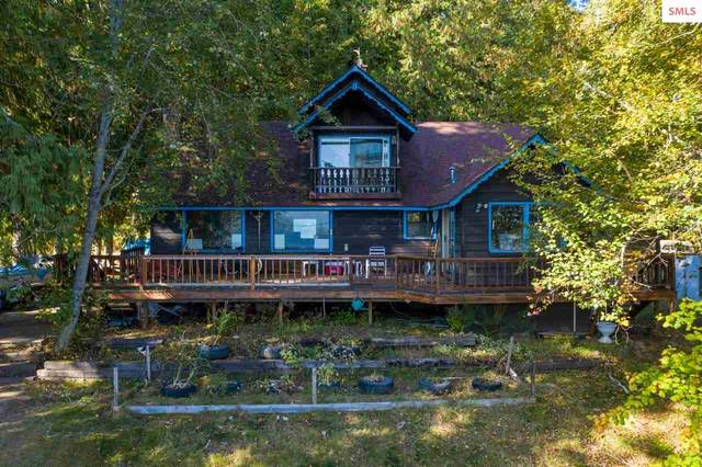 2461 Lakeshore Dr, Sagle, ID 83860 (#20203169) :: Northwest Professional Real Estate