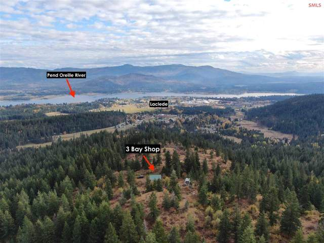35 Up Manley Creek Road, Priest River, ID 83856 (#20203175) :: Mall Realty Group