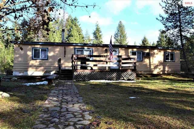 451 Bigfoot Rd, Newport, ID 99156 (#20203368) :: Keller Williams Coeur D' Alene
