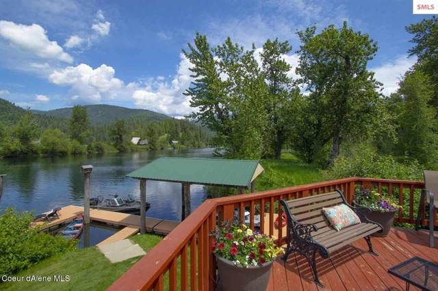 2626 Railroad Grade, St Maries, ID 83861 (#20210125) :: Northwest Professional Real Estate
