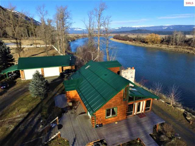 2787 Westside Road, Bonners Ferry, ID 83805 (#20210131) :: Mall Realty Group
