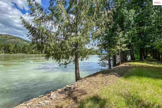 507 River Lake Drive, Clark Fork, ID 83811 (#20210681) :: Heart and Homes Northwest