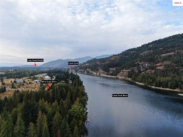 393 River Lake Dr., Clark Fork, ID 83811 (#20210747) :: Heart and Homes Northwest