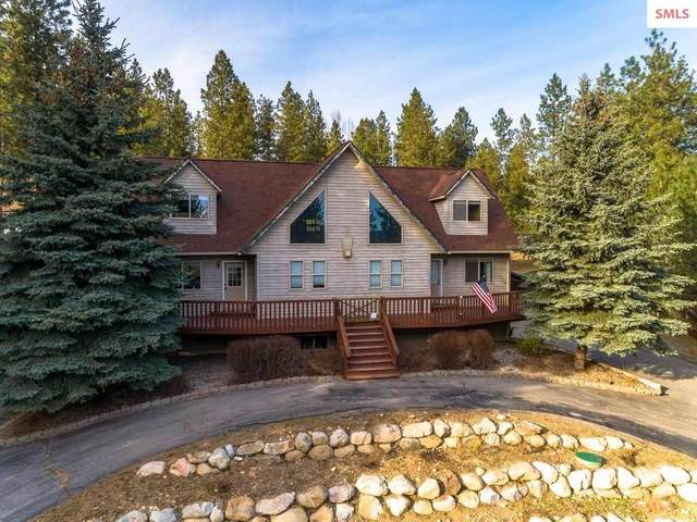 15826 W Hollister Hills Dr, Hauser, ID 83854 (#20210837) :: Heart and Homes Northwest
