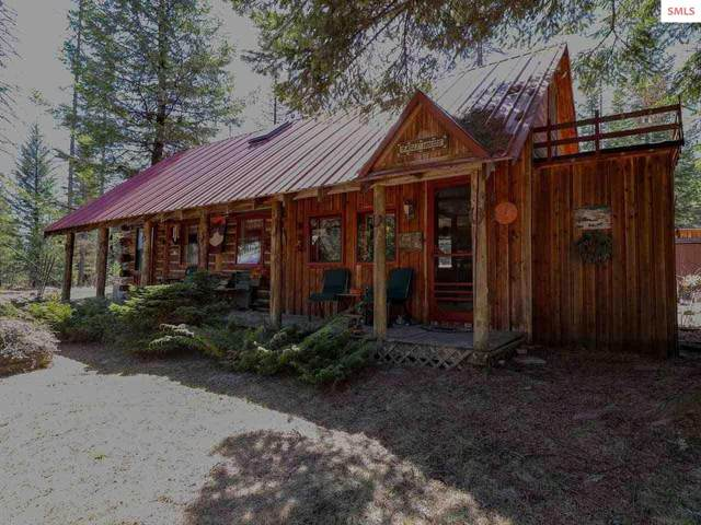 192 Dove Rd., Bonners Ferry, ID 83805 (#20210893) :: Mall Realty Group