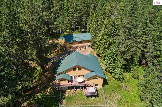 96 S Falcon Drive, Sagle, ID 83860 (#20210902) :: Mall Realty Group