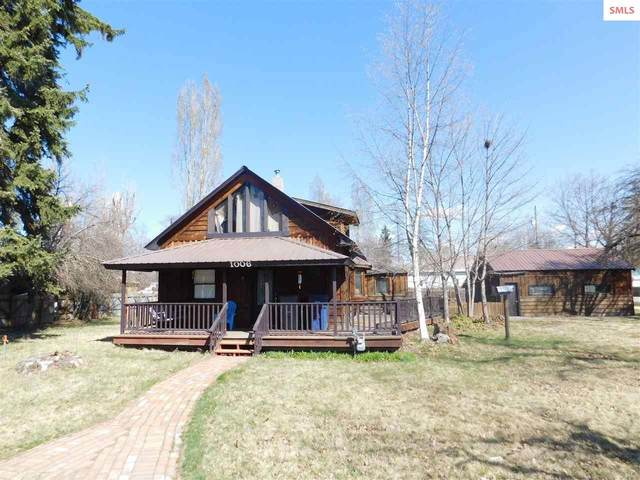 1006 N Florence, Sandpoint, ID 83864 (#20210913) :: Northwest Professional Real Estate