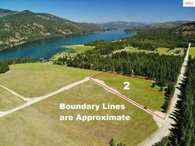 Lot 2 Nugget Way Dufort Ridge, Priest River, ID 83856 (#20210915) :: Northwest Professional Real Estate