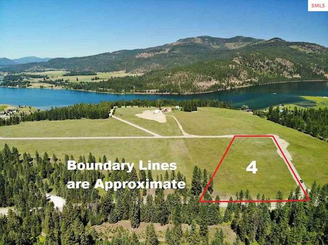 Lot 4 Nugget Way Dufort Ridge, Priest River, ID 83856 (#20210917) :: Northwest Professional Real Estate