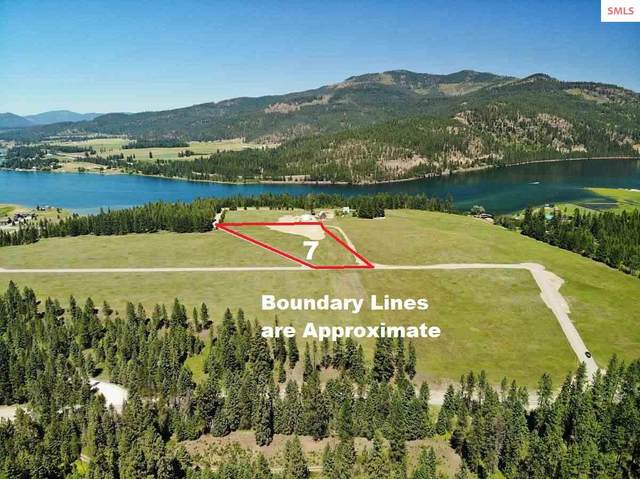 Lot 7 Woodchuck Drive Dufort Ridge, Priest River, ID 83856 (#20210919) :: Northwest Professional Real Estate