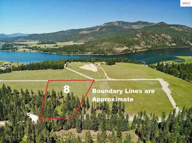 Lot 8 Fortune Way Dufort Ridge, Priest River, ID 83856 (#20210920) :: Northwest Professional Real Estate
