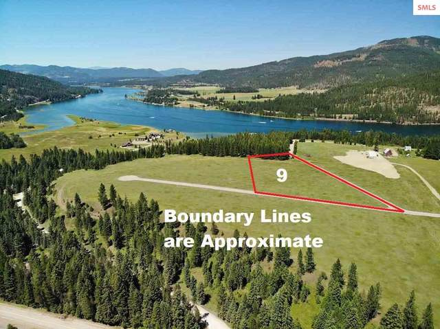 Lot 9 Woodchuck Drive Dufort Ridge, Priest River, ID 83856 (#20210921) :: Northwest Professional Real Estate