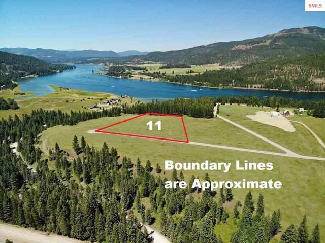 Lot 11 Fortune Way Dufort Ridge, Priest River, ID 83856 (#20210923) :: Northwest Professional Real Estate