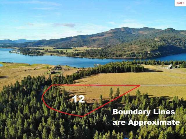 Lot 12 Fortune Way Dufort Ridge, Priest River, ID 83856 (#20210924) :: Northwest Professional Real Estate