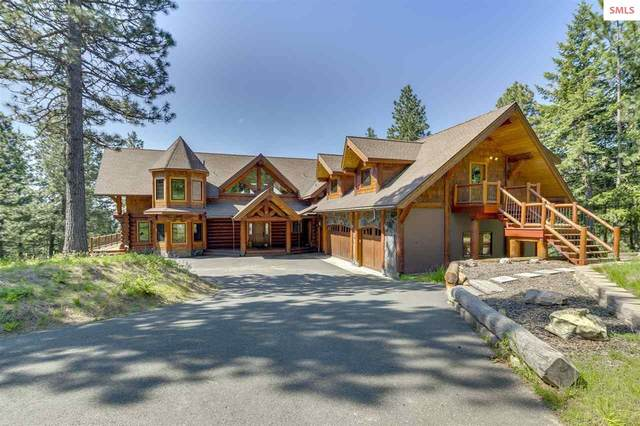 1050 Greenview Ln, Moscow, ID 83843 (#20210952) :: Heart and Homes Northwest