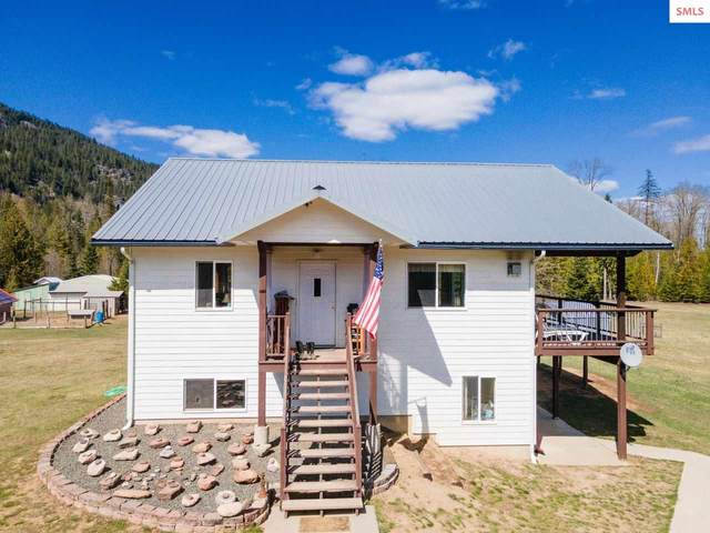 265 Little Thunder Road, Sandpoint, ID 83864 (#20210974) :: Heart and Homes Northwest