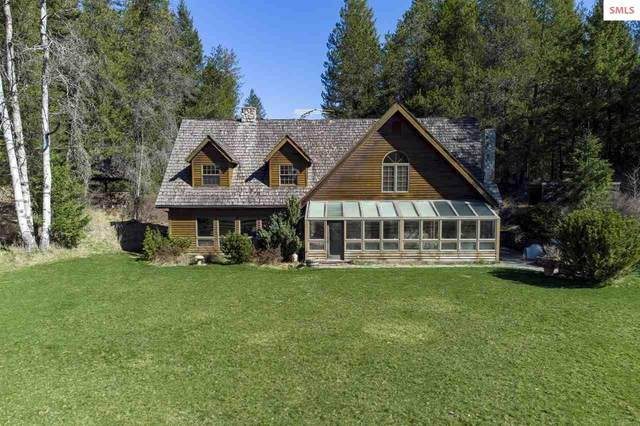76 Baker Rd, Athol, ID 83801 (#20211073) :: Heart and Homes Northwest
