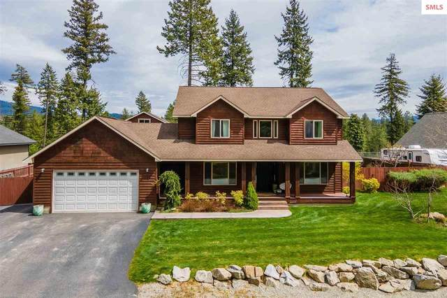 836 Ashenfelter Bay Rd, Newport, ID 99156 (#20211075) :: Heart and Homes Northwest